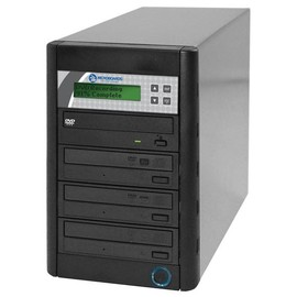 Quic Disc 1 to 3 DVD Duplicator - 250GB HDD