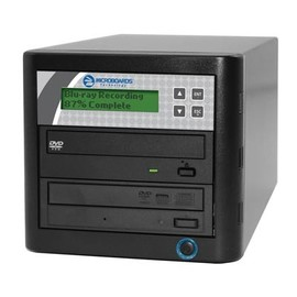 1 to 1 Drive 12X Blu-ray Duplicator Tower