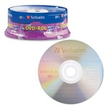 DVD+R Double Layer 8x 8.5GB Branded 20pk Spindle