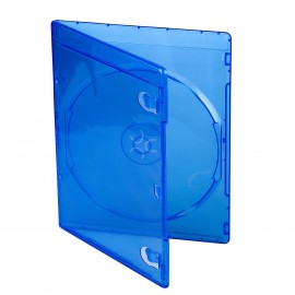 Blu-ray Case with Blu-ray Logo 100pk