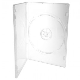 - Machine Grade - Slimline Super Clear DVD Cases 7mm 200pk