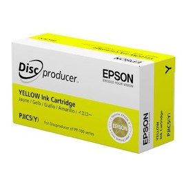 Ink Disc producer Disc Publisher PP-100 PJIC5 Yellow