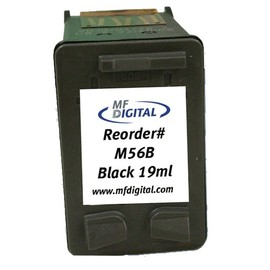 PicoJet Printer Black Ink Cartridge 19mL