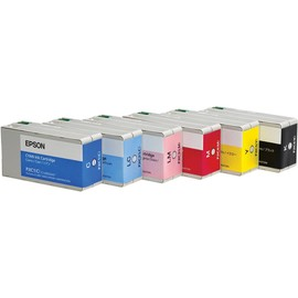 Disc producer Disc Publisher PP-100 6 Color Ink Set
