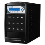 USBShark USB Flash Drive Duplicator - 11 Drives - Black