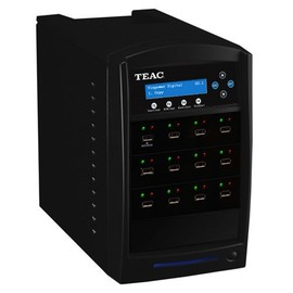 1 to 11 USB Flash Drive Duplicator Tower