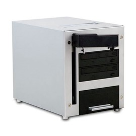 The Cube 2 Drive 24x SATA DVD / CD Auto Duplicator with 320GB HDD