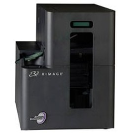 Professional 5400N CD/DVD & Blu-ray with Everest 400 Everest Thermal Printer