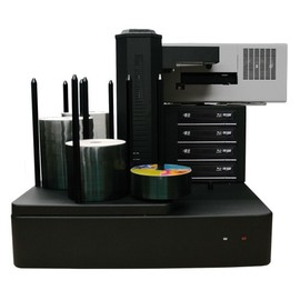 Cronus Blu-ray / DVD / CD Inkjet Publisher - 4 Drives