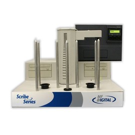 9600 Series Scribe PC 4 Drive CD / DVD Auto Duplicator with TEAC P-55